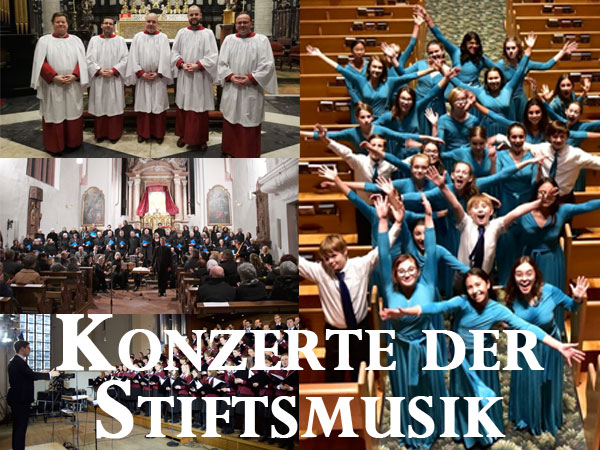 Nationale und Internationale Sommergäste der StiftsMusik Berchtesgaden